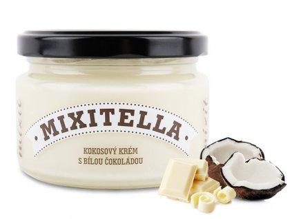 Mixitella Kokos s bílou čokoládou 250g