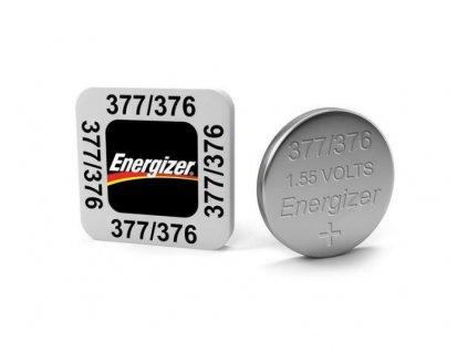 Energizer Hodinkové baterie 377 376 SR66 7638900950045