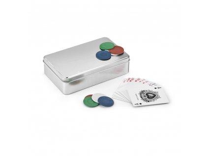 Poker, cestovní balení
