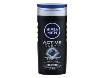 Nivea Men Active clean 250ml