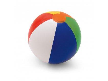 Nafukovací míč Beach barevný