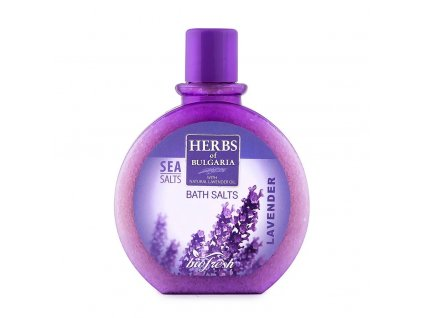 Mořská sůl s levandulovým olejem 360 g