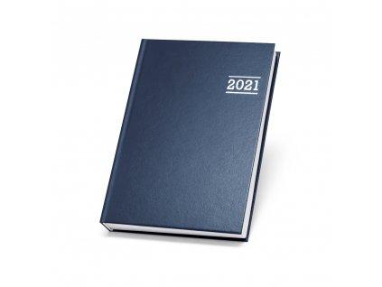 56156 04 VERSUS A5 diář modrý 1