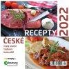kalendar 2022 ceske recepty maly stolni tydenni 143 x 140 mm id312500