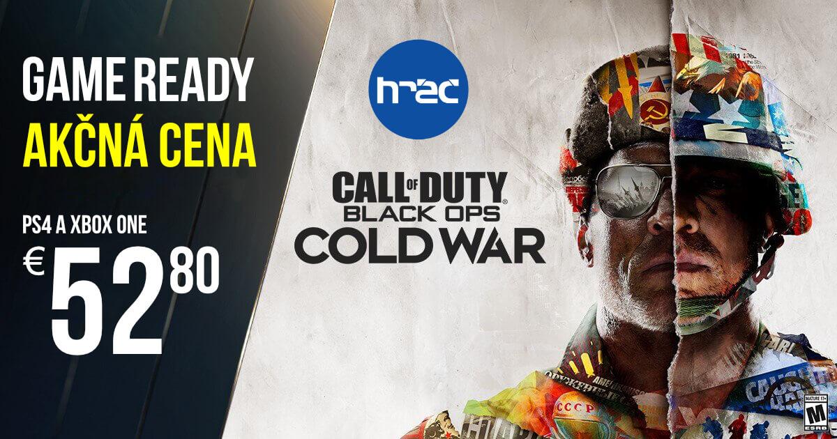 Akčná cena - Black Ops Cold War