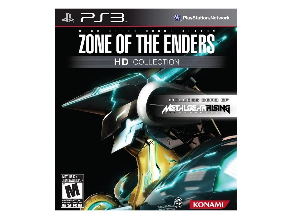 p3s zone of the enders hd collection classics hd 2f3f1b48bd5964b2
