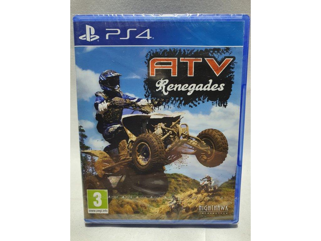 P4S ATV RENEGADES