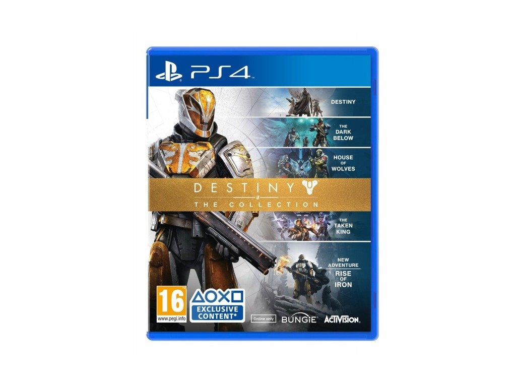 p4s destiny the collection destiny exp i exp ii taken king rise of iron 1d8657dd4671732a