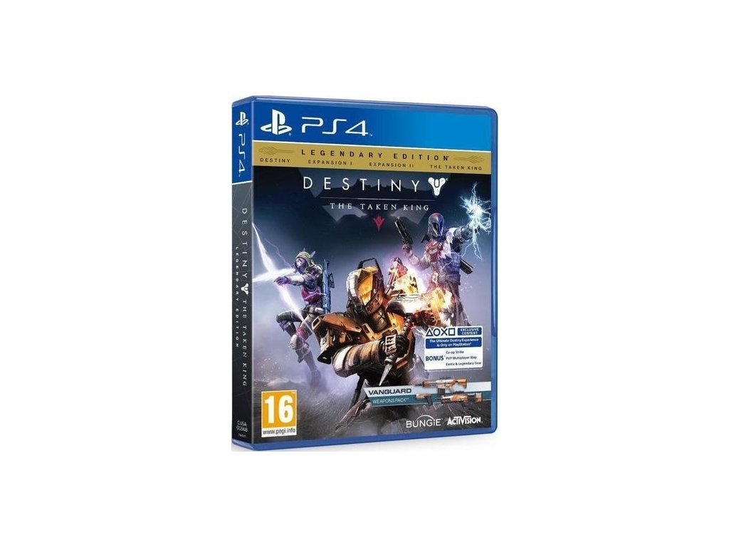 p4s destiny the taken king legendary edition destiny exp i exp ii taken king eb6690a5e830d092