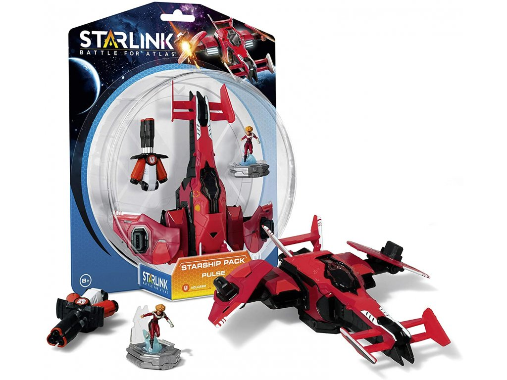 AC STARLINK STARSHIP PACK PULSE