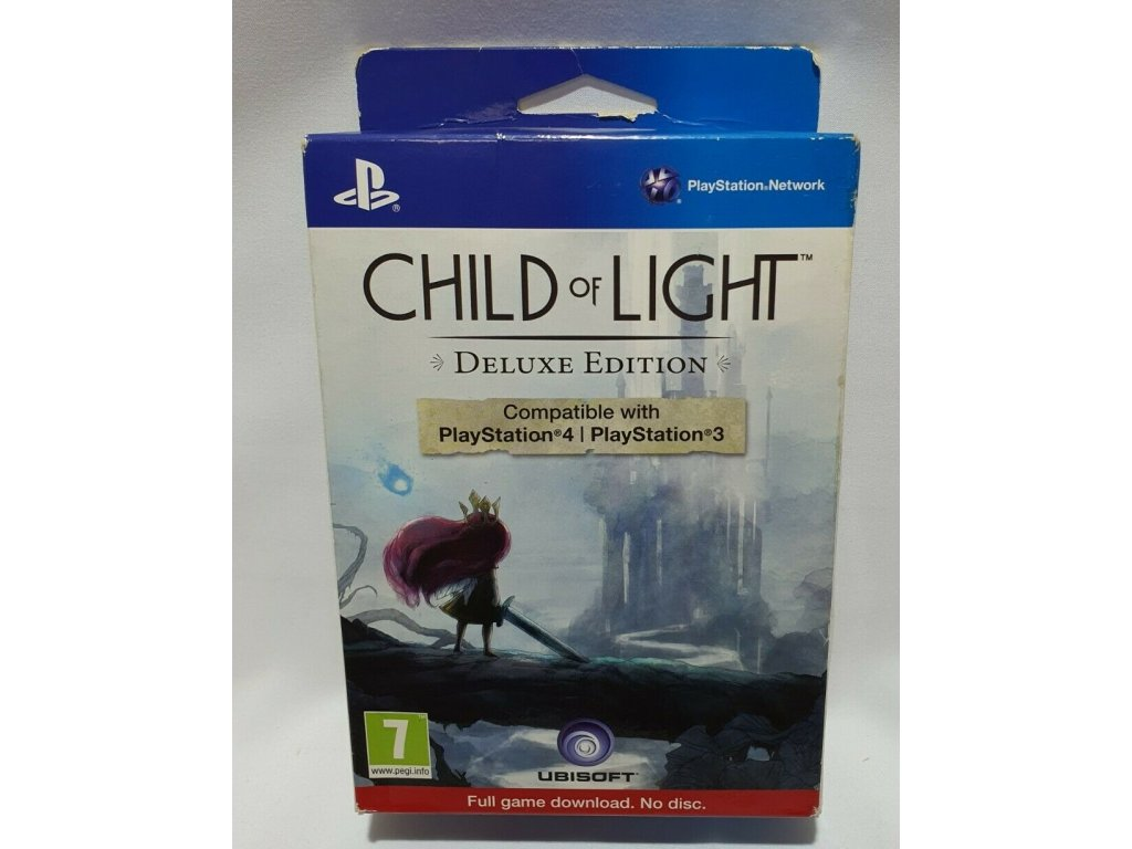 p4s child of light p4s p3s digital keys artbook sountrack ulc key ring 7c4323127edaccf6