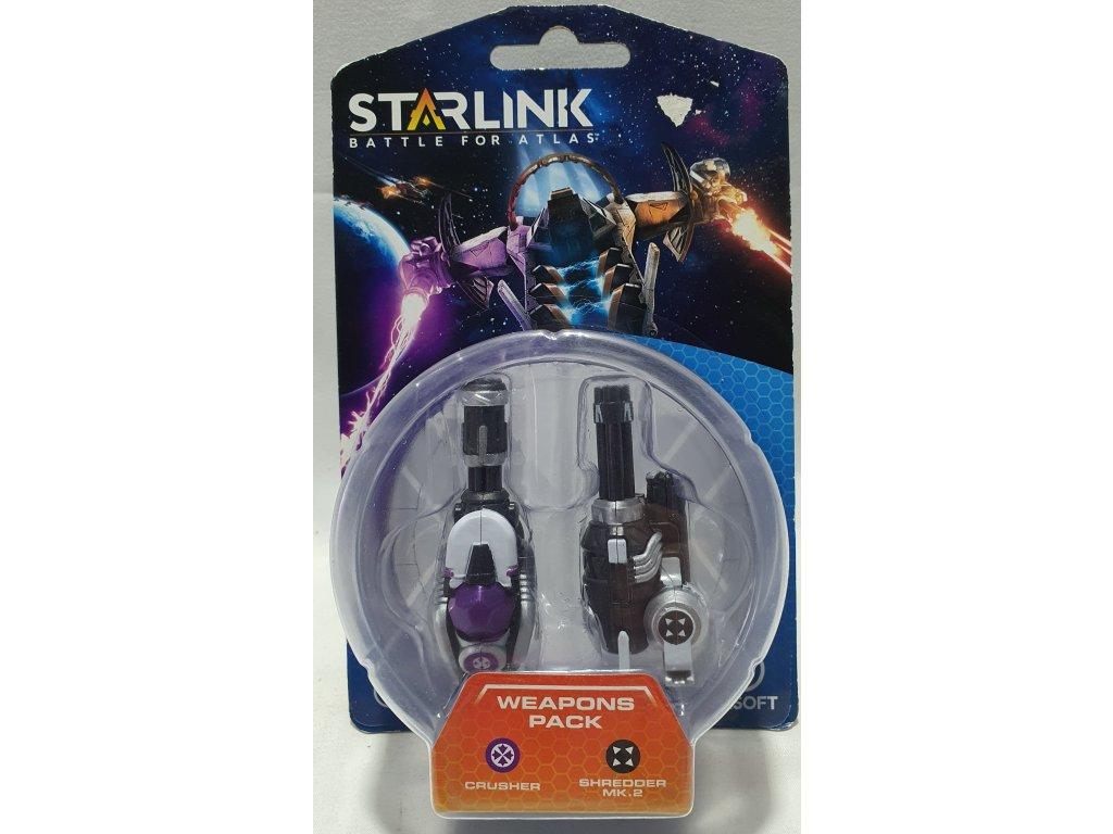 AC STARLINK WEAPON PACK CRUSHER + SHREDDER