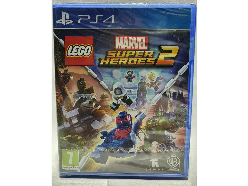 P4S LEGO MARVEL SUPER HEROES