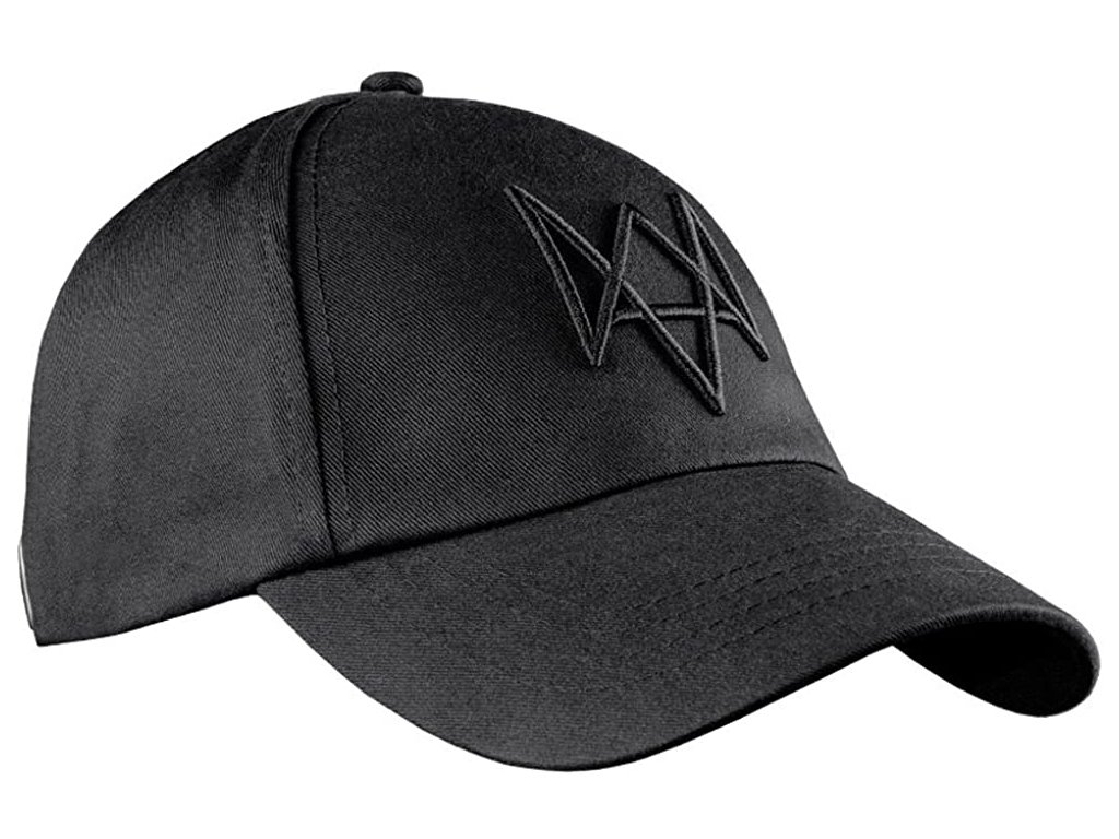 AC WATCH DOGS AIDEN PEARCE ICONIC CAP