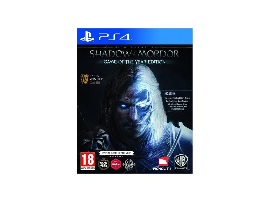 p4s middle earth shadow of mordor goty 90862e8f7bf7b051
