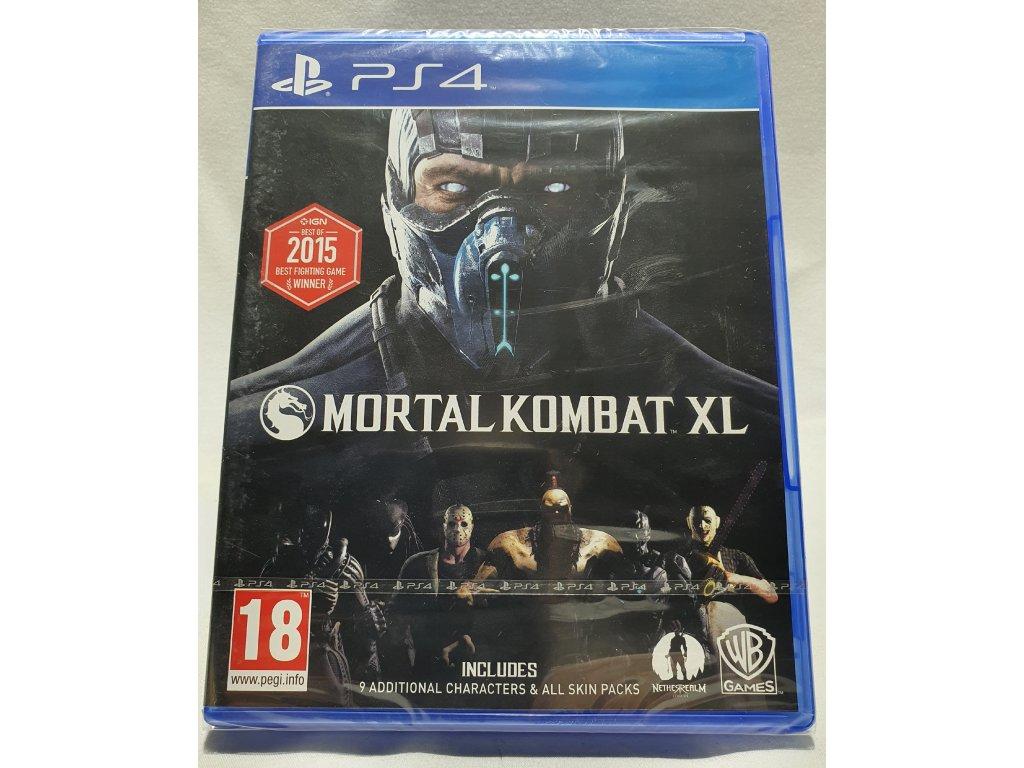 P4S MORTAL KOMBAT XL