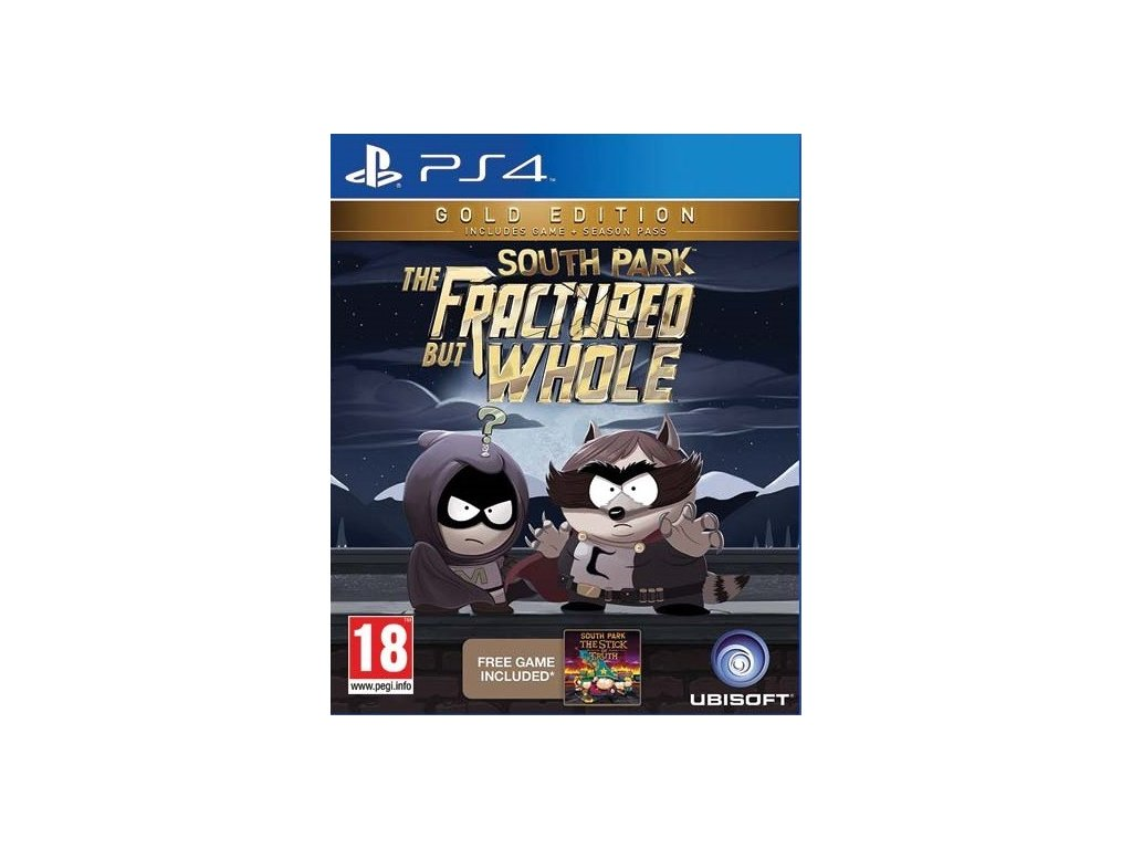 p4s south park the fractured but whole gold edition ca732b185e6a38b6