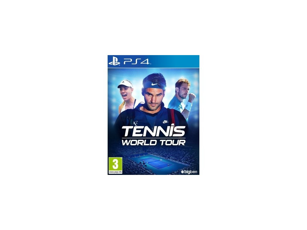 P4S TENNIS WORLD TOUR
