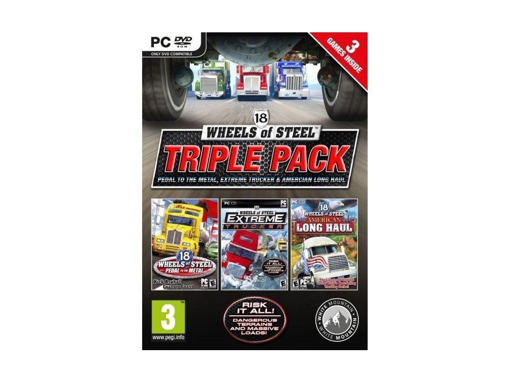 pc 18 wheels of steel triple pack 9e1d6a4c450373b7