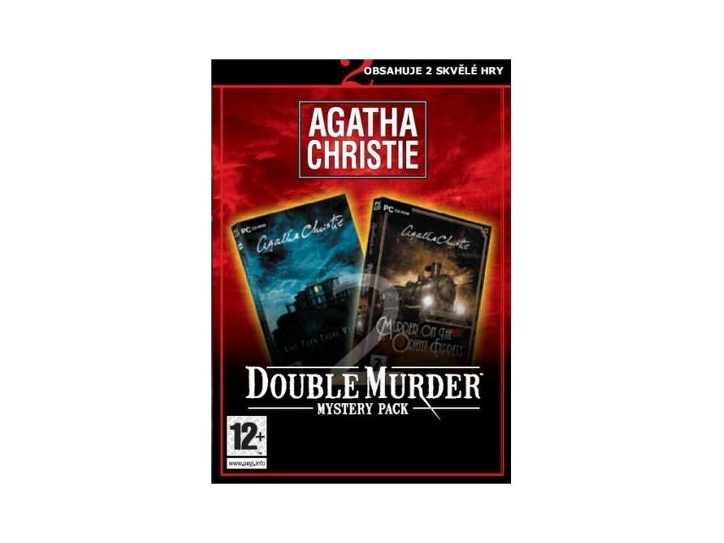pc agatha christie double murder mystery pack 1e76ef9909bc4558