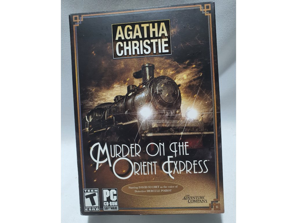 pc agatha christie murder on the orient express mb 033a2db2ebcf4913