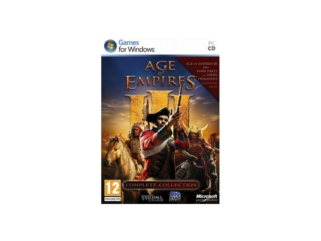 pc age of empires 3 complete collection c73240187d44d990