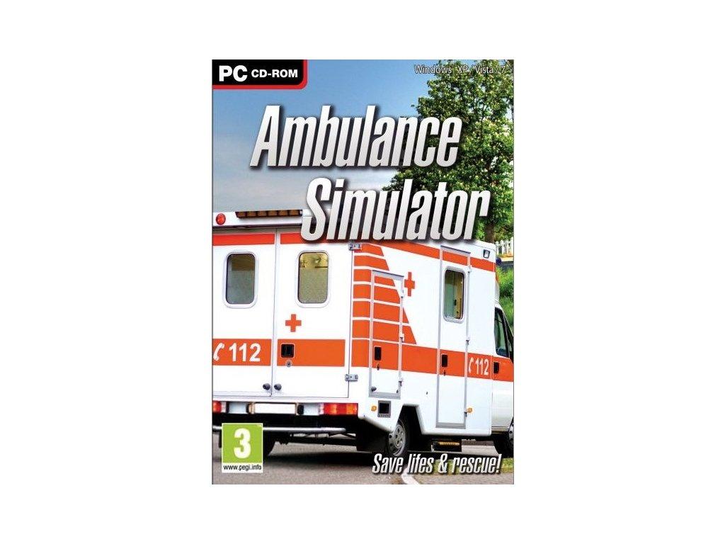 pc ambulance simulator 8e8dc07cf9954a5b