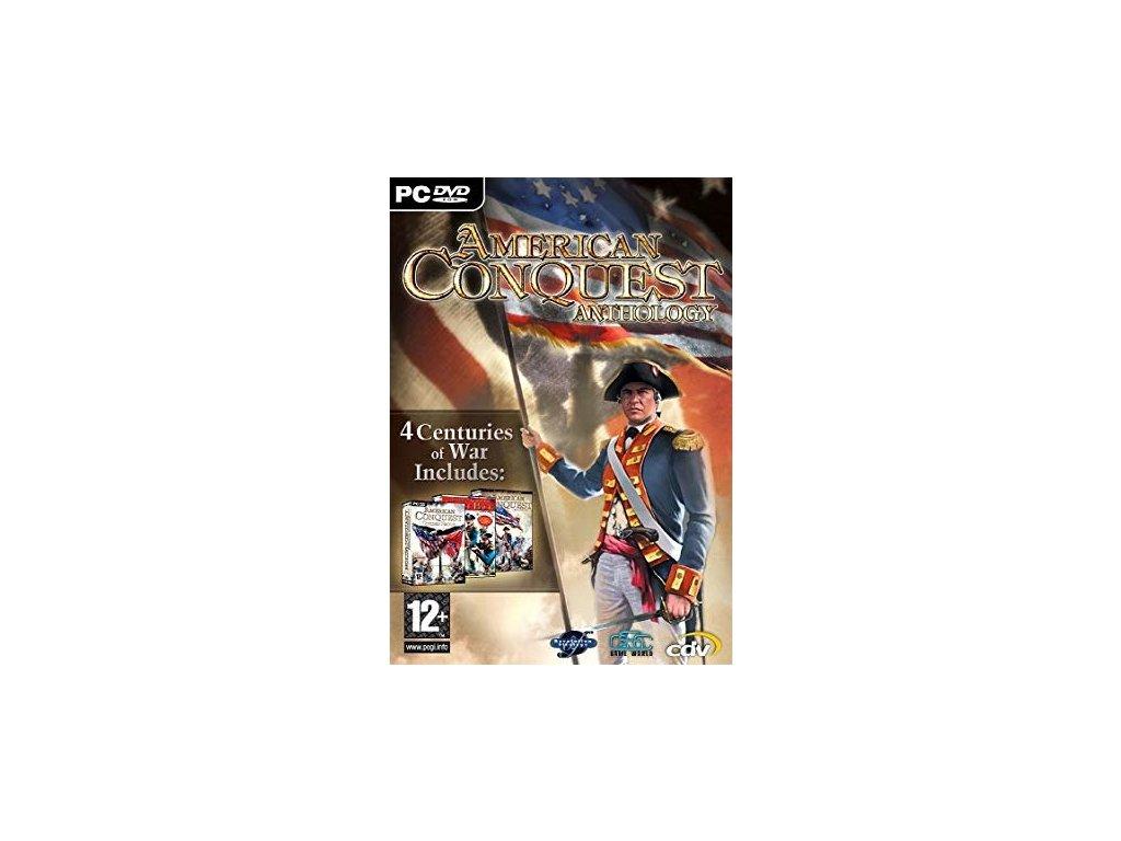 pc american conquest anthology 557c31b34d57bd85