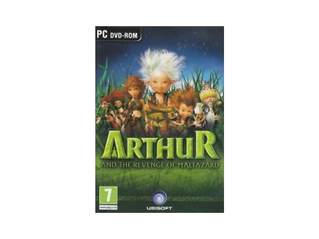 pc arthur and the revenge of maltazard ex f167d02001162155