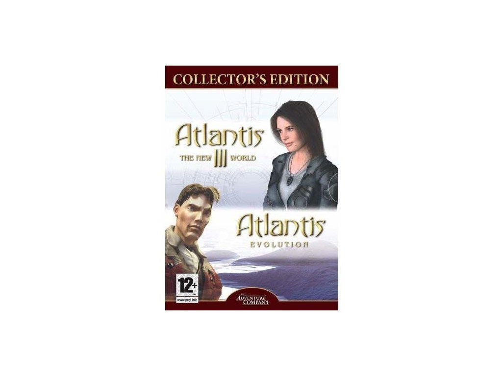 pc atlantis 3 collectors edition b39304077915350d
