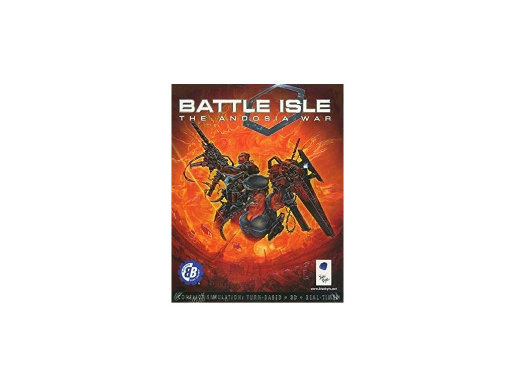 pc battle isle 4 the andosia war 7a8e24e19d4c6845