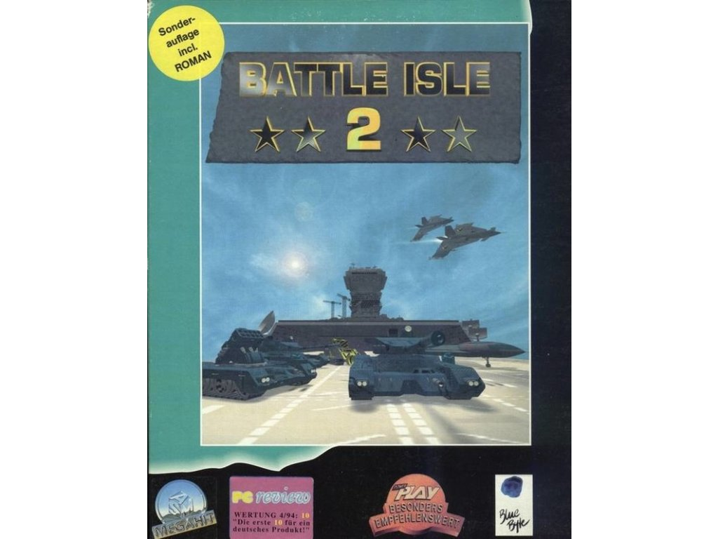 pc battle isle box 94898477aeb9ed47