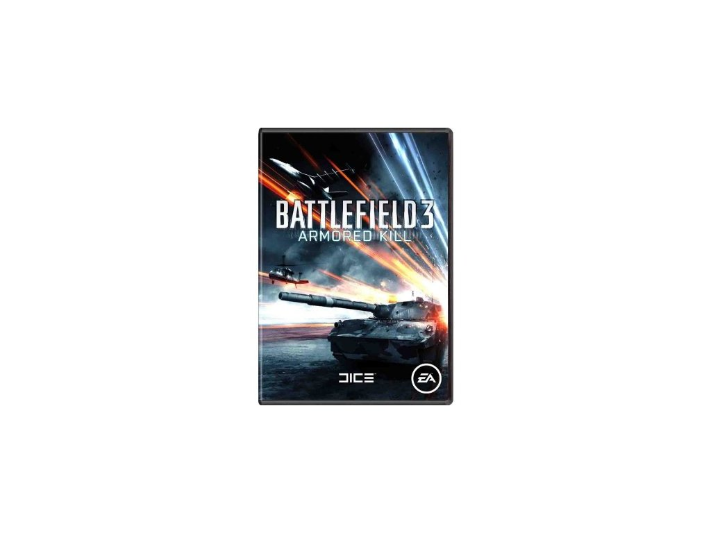 PC BATTLEFIELD 3 ARMORED KILL (DLC KOD)