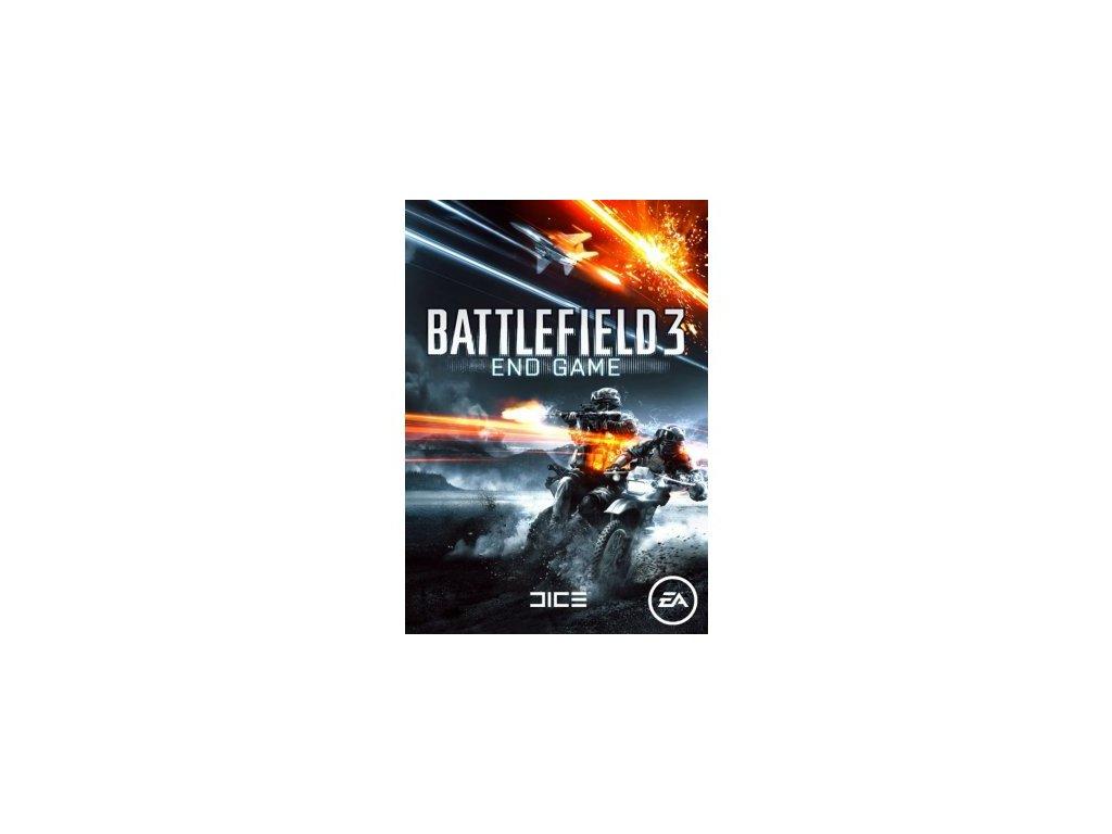 PC BATTLEFIELD 3 END GAME (DLC KOD)