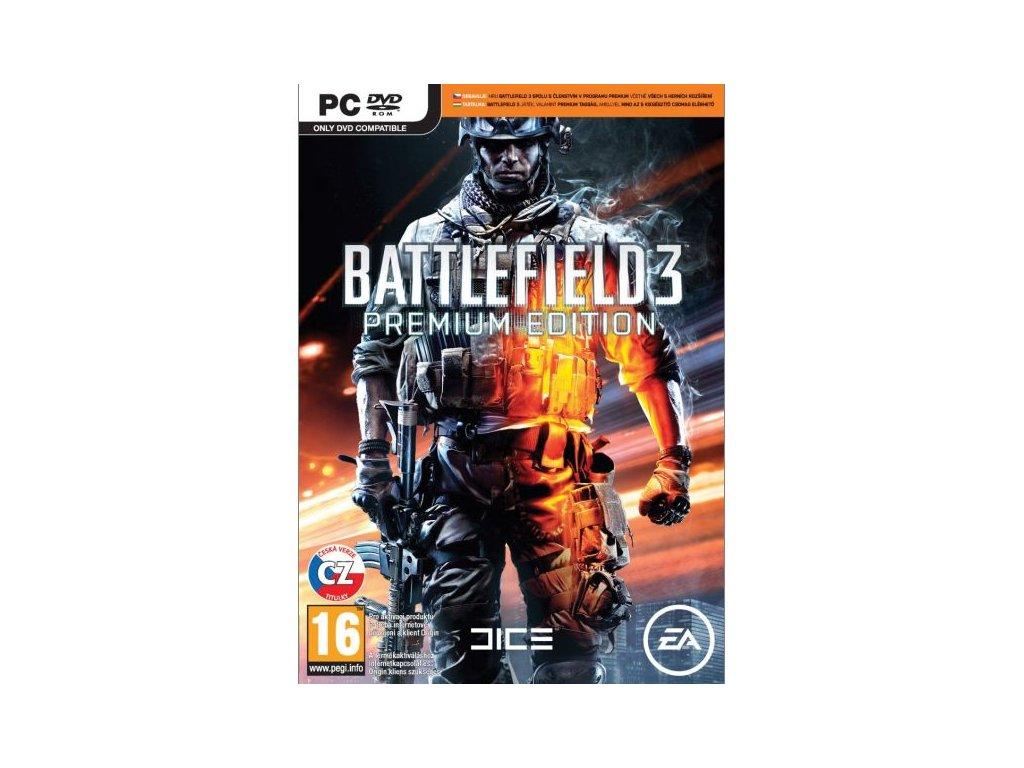 battlefield 3 cz premium edition pc dvd 207524