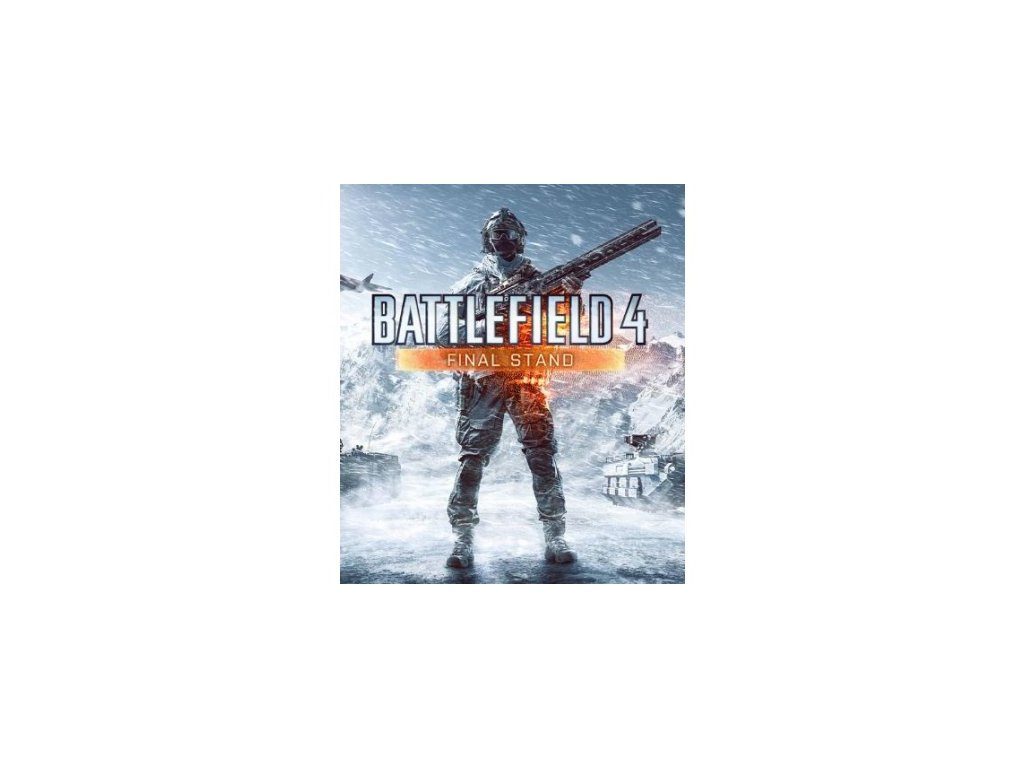 PC BATTLEFIELD 4 FINAL STAND (DLC KOD)