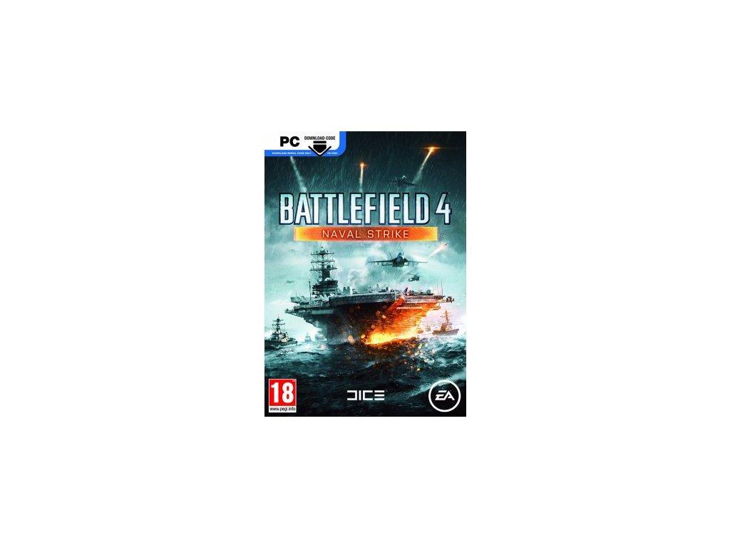 PC BATTLEFIELD 4 NAVAL STRIKE (DLC KOD)