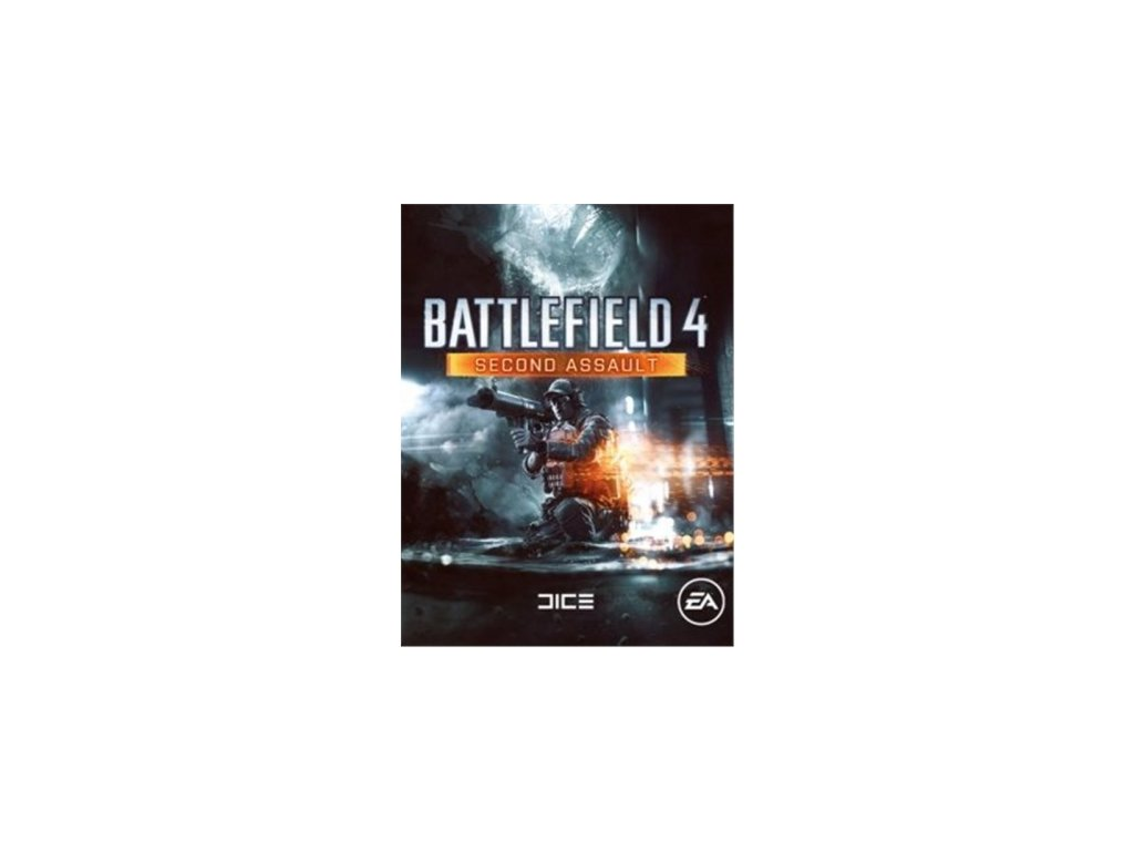 PC BATTLEFIELD 4 SECOND ASSAULT (DLC KOD)