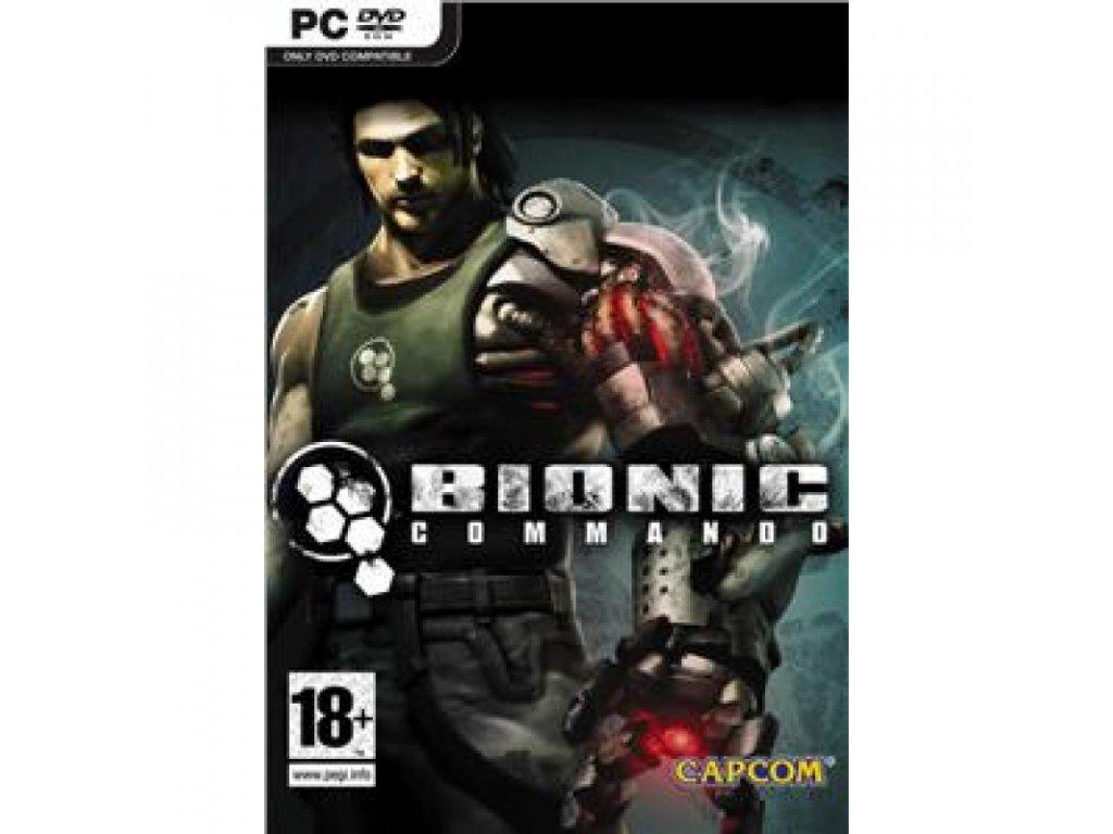 PC BIONIC COMMANDO