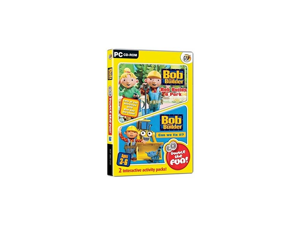 pc bob the builder double the fun can we fix it bob builds a park ddb128c1a6aa45d6