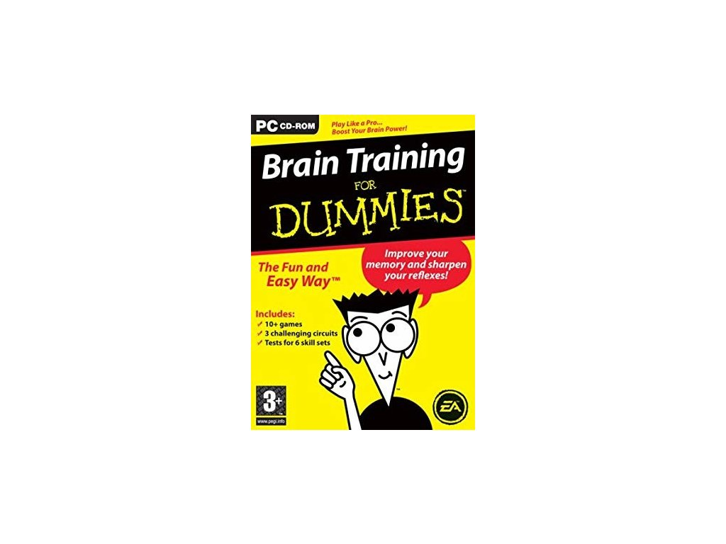 pc brain training for dummies e11e7392e3a1b6ab
