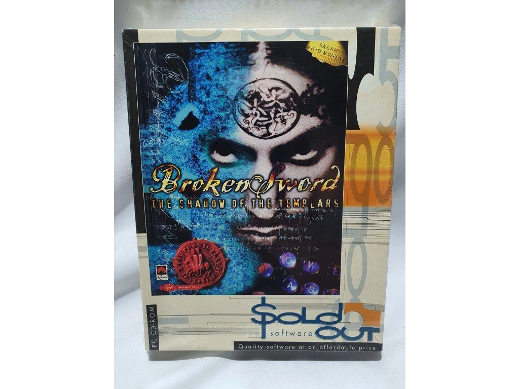 Broken Sword The Shadow of the Templars Coverart