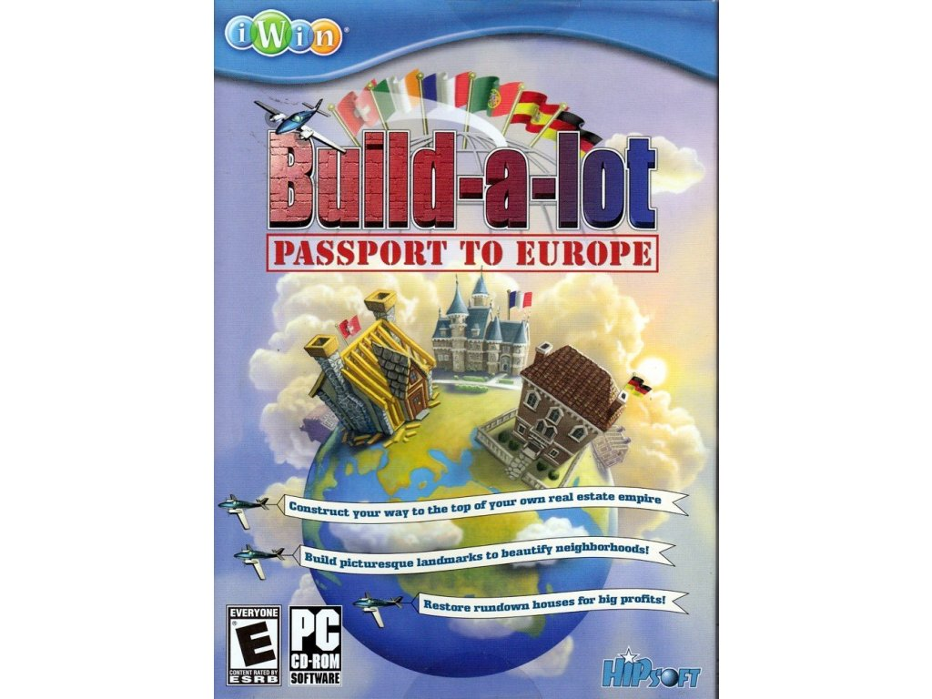 PC BUILD A LOT PASSPORT TO EUROPE MB