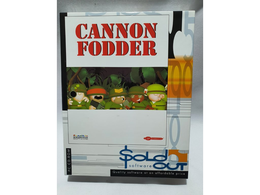 pc cannon fodder so 32773f6ed0fe4b69