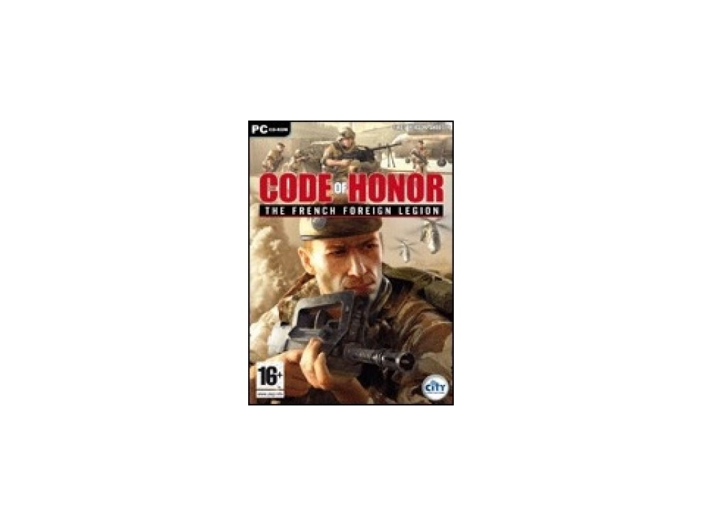 pc code of honour the french foreign legion 9325f401f3708076