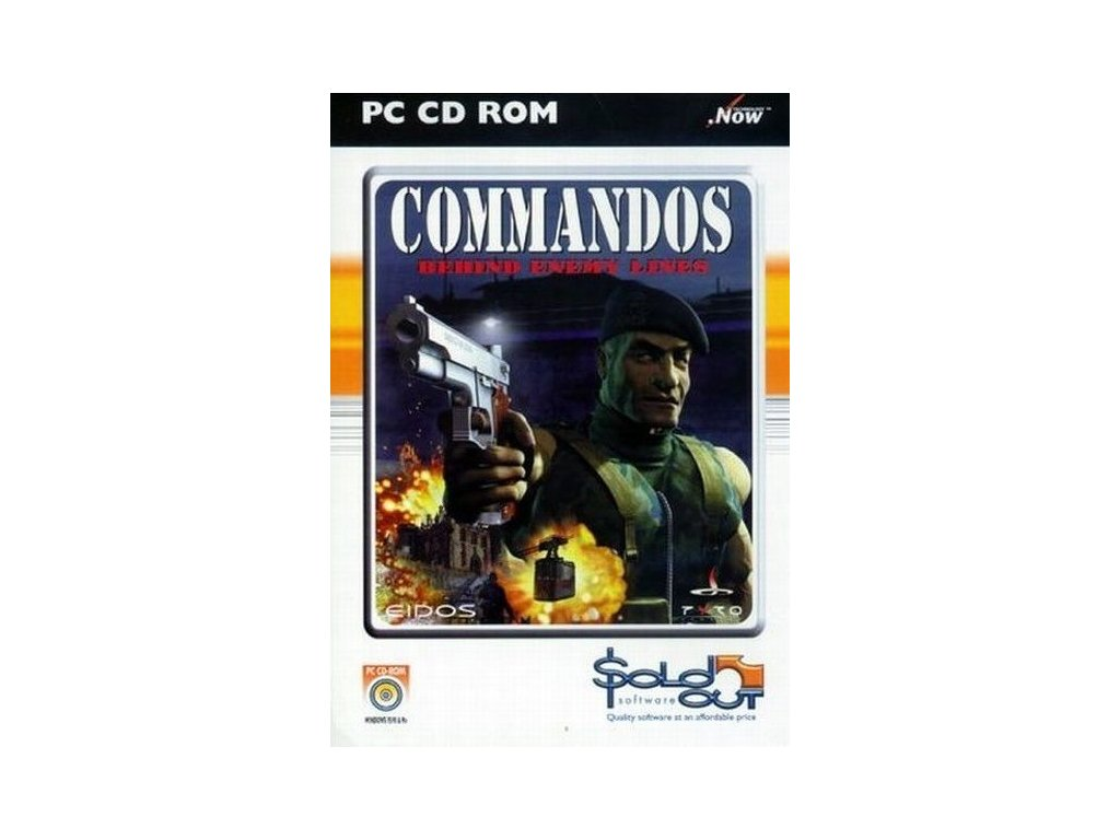 pc commandos behind enemy lines so f6f5b8729ebdc96f