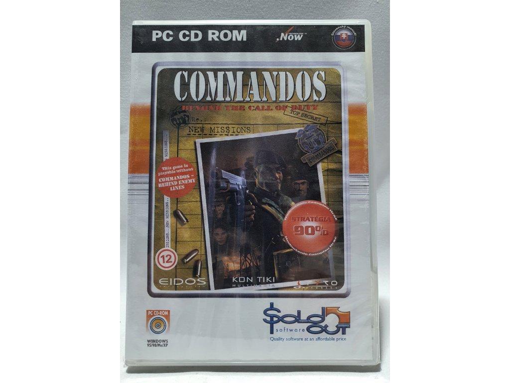 pc commandos beyond the call of duty so e67b570f4c0495da