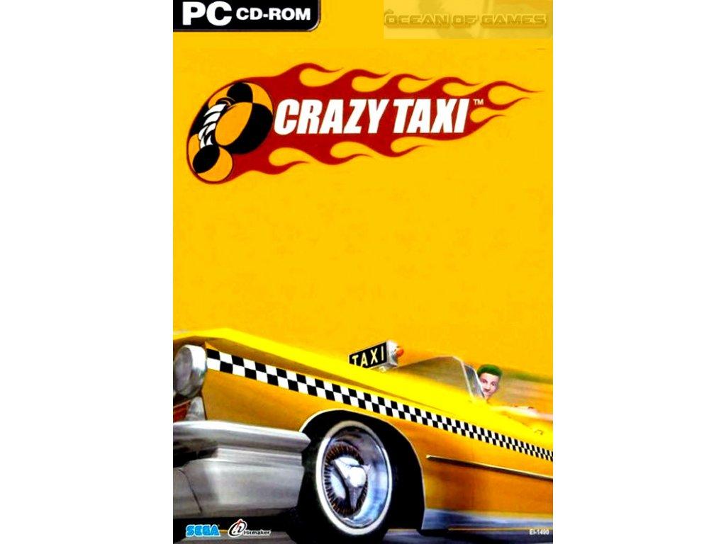 pc crazy taxi 55efb51b9ce8f446