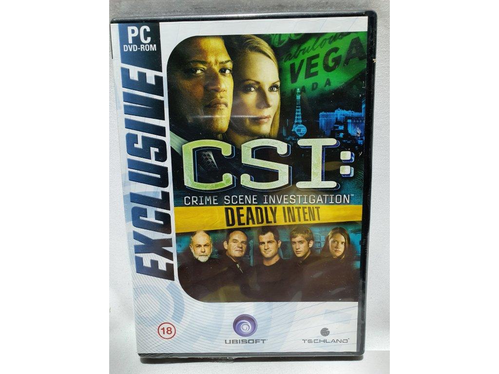 pc csi deadly intent 7cb6c89e3fc40dfb