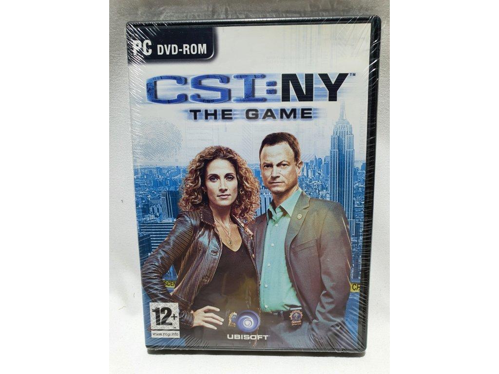 pc csi new york the game bcc11140ba9569ef